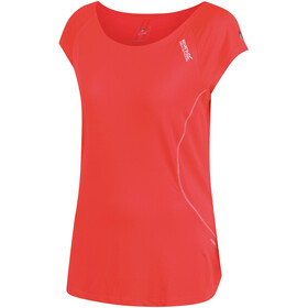 Regatta Limonite II t-shirt Dames oranje